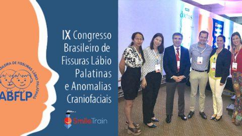 IX Congreso Brasilero de Fisura Labio Palatina y Anomalías Craneofaciales
