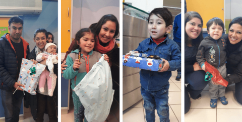 En el mes del niño Allware regala sonrisas a nuestros pacientes