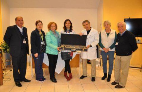 Facultad de Medicina de la Universidad de Chile apoya el tratamiento de los niños con fisura labio palatina