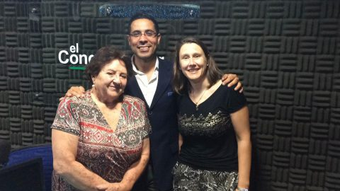 Fundación Gantz en radio El Conquistador