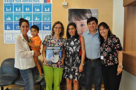 GEXA apoya a Fundación Gantz con la entrega de sonrisas