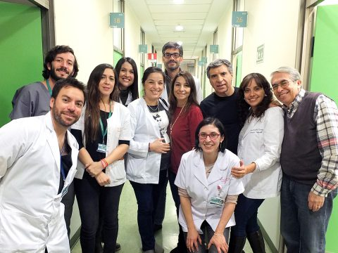Fundación Gantz suma sonrisas en un nuevo operativo de Puerto Montt