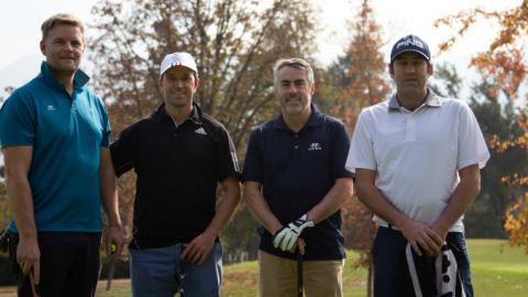 XIV Campeonato de Golf a Beneficio de Fundación Gantz