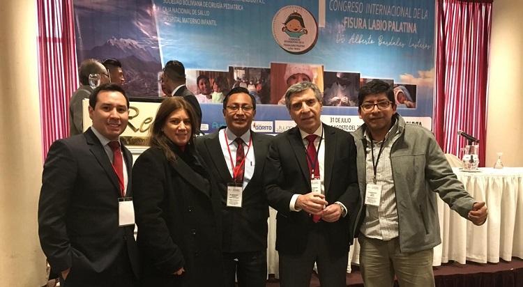 Congreso Internacional de la Fisura Labiopalatina