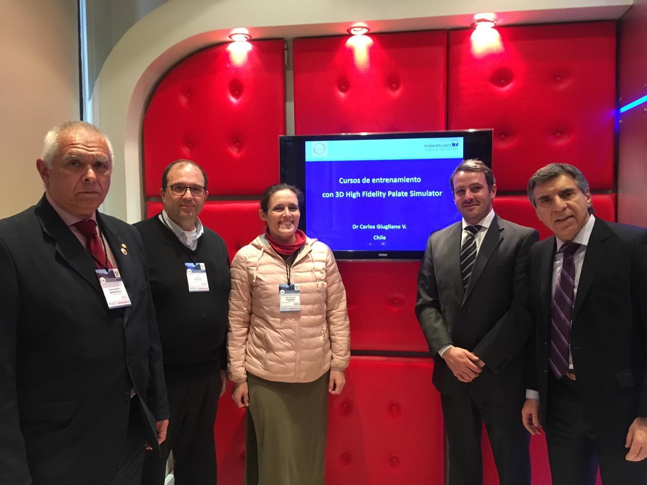 Dr. Carlos Giugliano expone en XIII Congreso de Cirugía Pediátrica del Cipesur