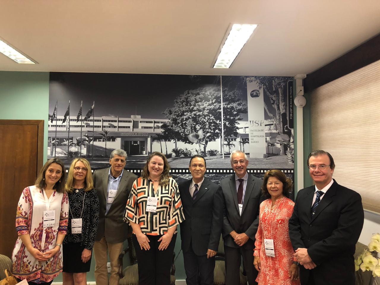Dra. Carolina Gutierréz presente en el VI Simposio de fisuras orofaciales y anomalías relacionadas en Brasil.