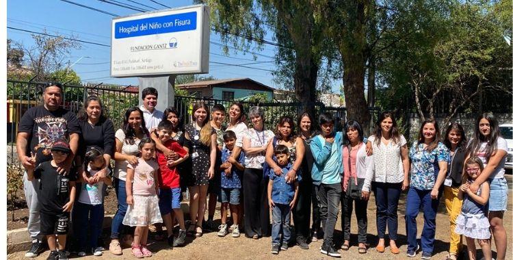 Fundación Careno visita nuestro Hospital