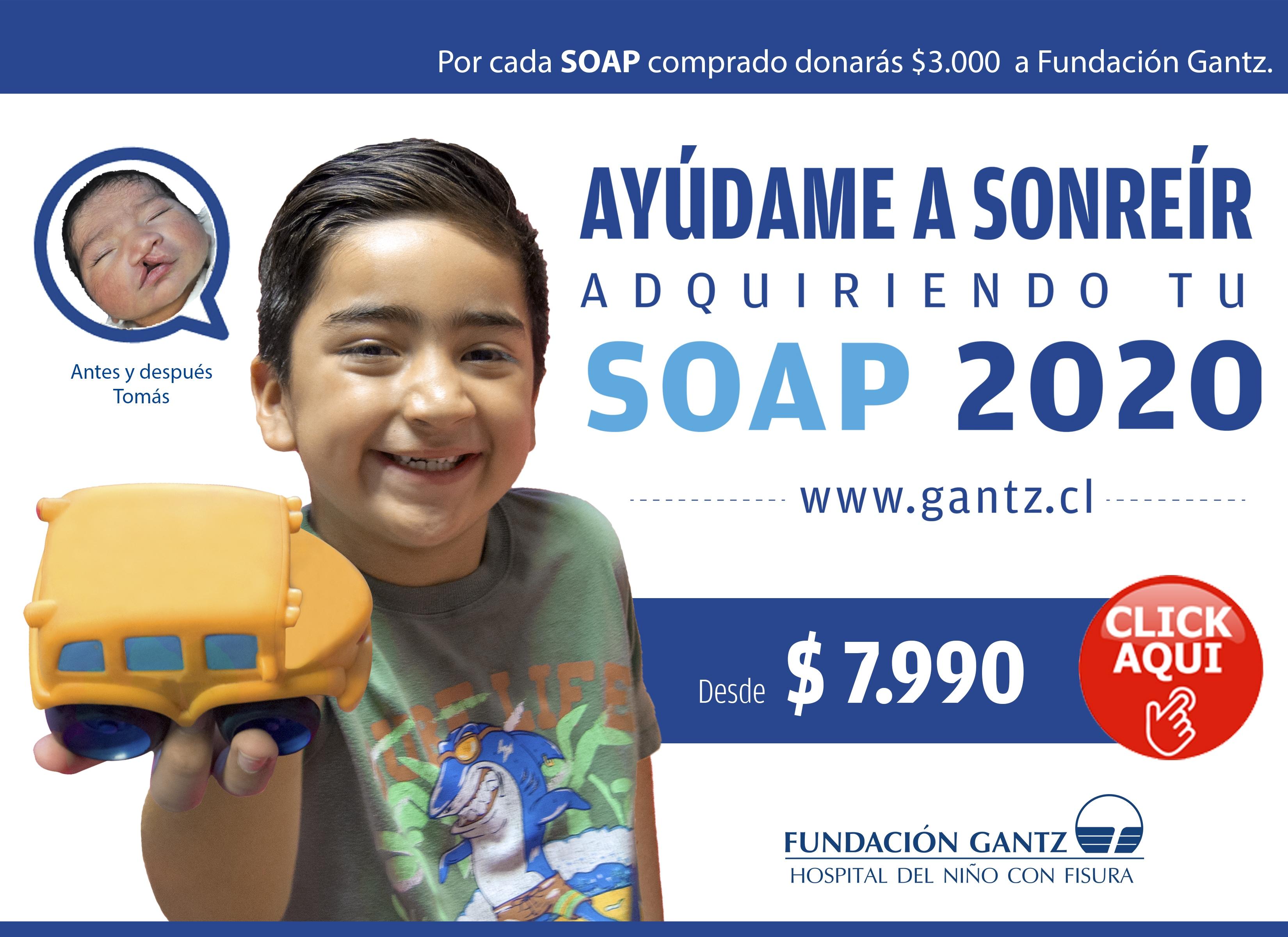 Campaña SOAP 2020