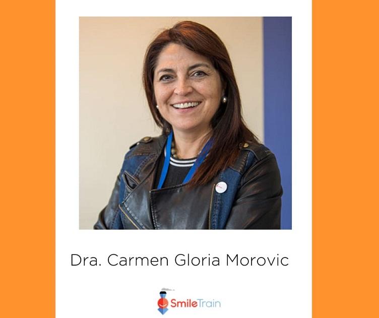 Reconocimiento a la Dra. Carmen Gloria Morovic