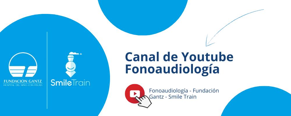 Te invitamos a conocer el canal de Youtube de Fonoaudiología