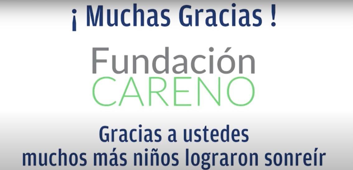 Donación Fundación Careno