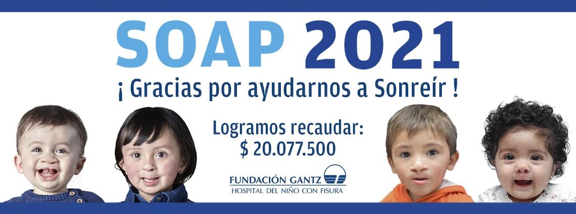 Campaña SOAP 2021