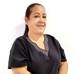 maria elizabeth vanegas correa, asistente dental